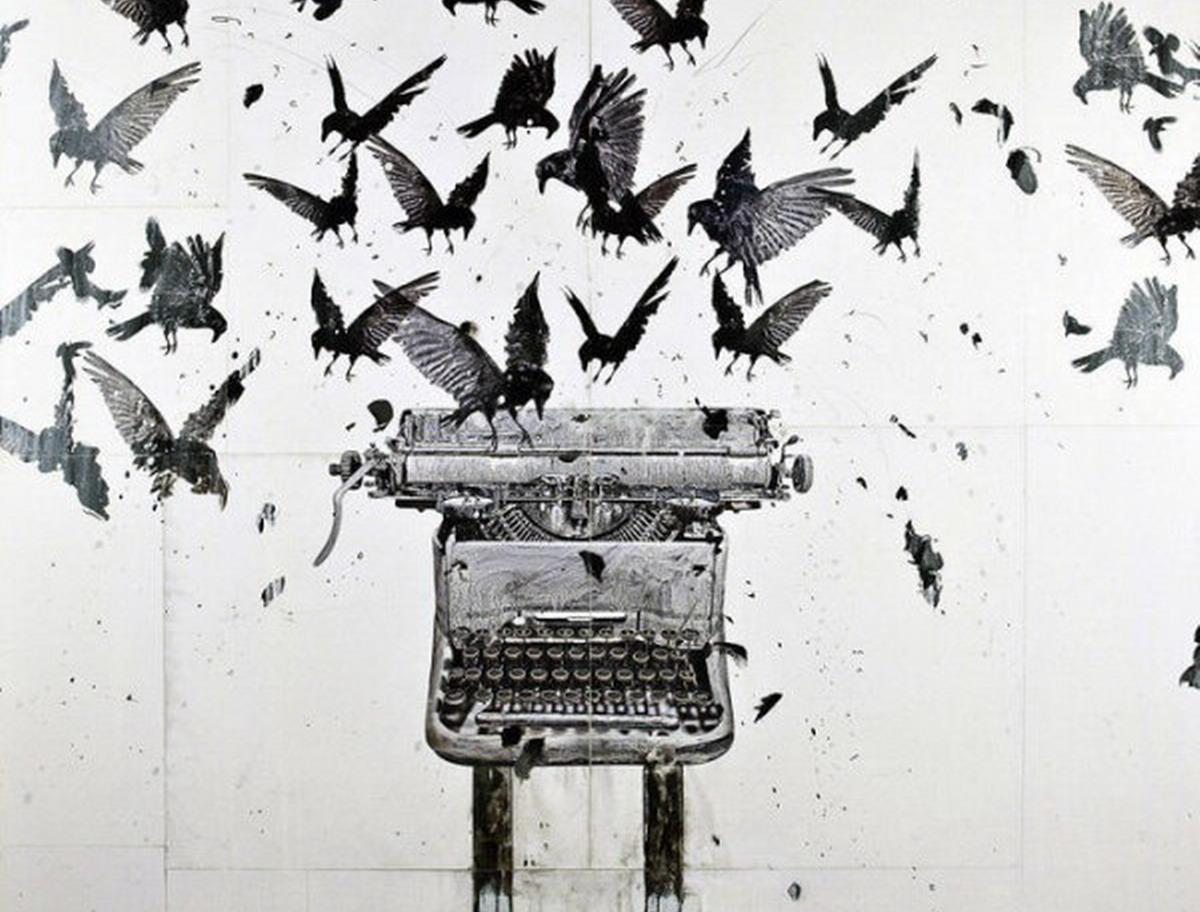 Escuchar los pájaros escritores